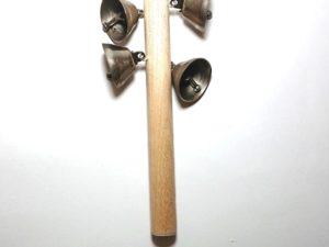 Колокольчики на палочке