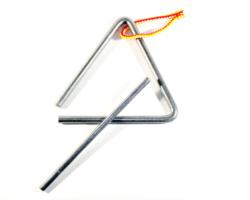 Музыкальный треугольник 20см