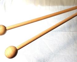 Палочки для ксилофона, металлофона, барабана, глюкофона, коробочки.